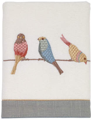 Avanti Bird on Wire Cotton Hand Towel