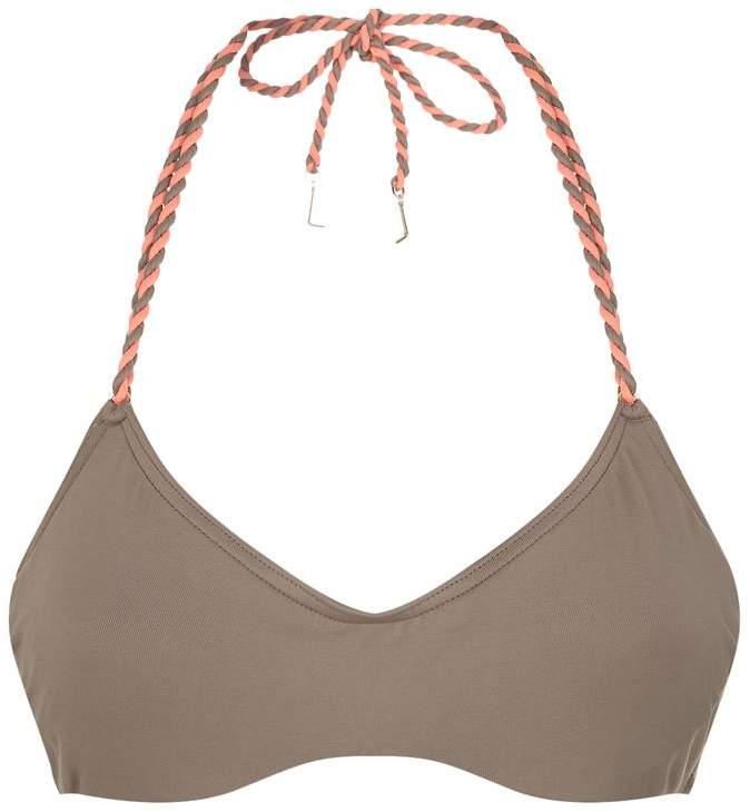 Lazul Underwired Bralette Bikini Top
