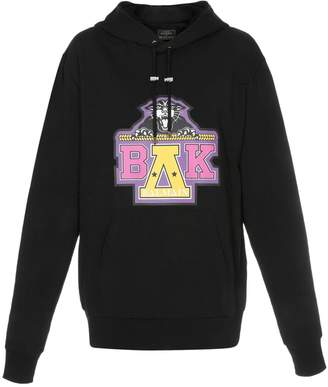 Balmain FOR BEYONC Sweater For Beyonc Limited Edition Sweatshirt With Maxi Bak Print