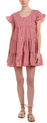 Romeo & Juliet Couture Gingham Shift Dress