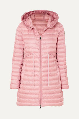 98464e8d5 Moncler Hooded Down Jacket - ShopStyle