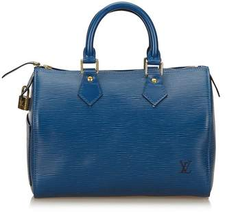 Louis Vuitton Vintage Epi Speedy 25