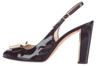 Kate Spade Kate Spade New York Bow-Accented Slingback Pumps