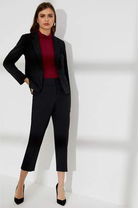 Polyester Viscose Trousers Shopstyle Uk