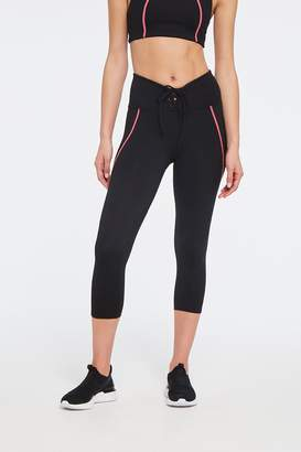 YEAR OF OURS Excl Color Blocked Football Capri