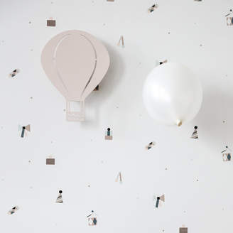 ferm LIVING Air Balloon Wall Lamp - Rose