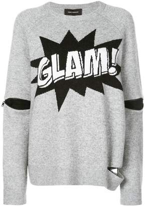 Robert Rodriguez Studio Glam jumper