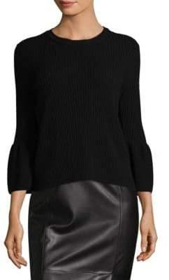 HUGO BOSS Fantasia Bell-Sleeve Sweater