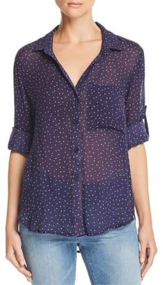 Bella Dahl Ditsy Star Shirt