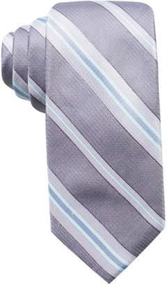 Ryan Seacrest Distinction Men's Imperial Stripe Slim Tie, Created for Macy's