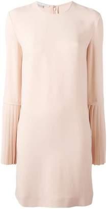 Stella McCartney pleated sleeve dress