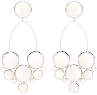 Isabel Marant Boo Long hoop earrings