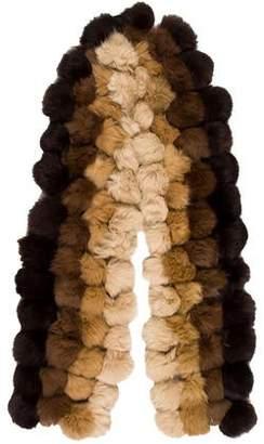 Fur Knit Rabbit Fur