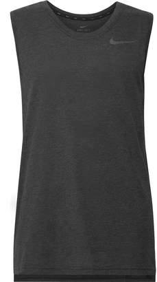 Nike Training - Breathe Dri-FIT Tank Top - Men - Gray