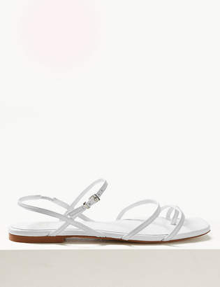 b0779515ad5 Marks and Spencer Open Toe Thong Sandals