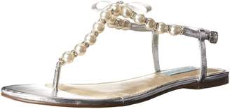 Betsey Johnson Blue Women's SB-Pearl Flip Flop