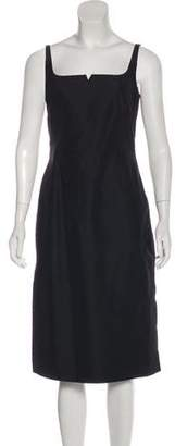 Marc Jacobs Sleeveless Midi Dress