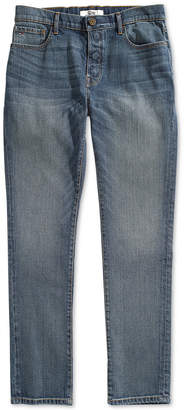 Tommy Hilfiger Adaptive Men Straight Fit Jeans with Magnetic Fly