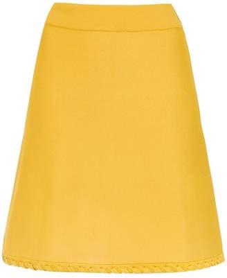 Egrey a-line skirt