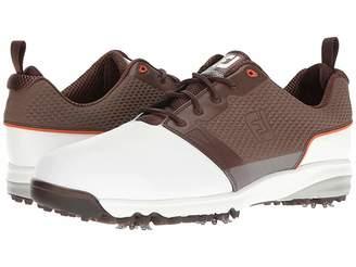 Foot Joy FootJoy Contour FIT Cleated Plain Toe Men's Golf Shoes