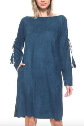 Joh Apparel Cold Sleeve Dress