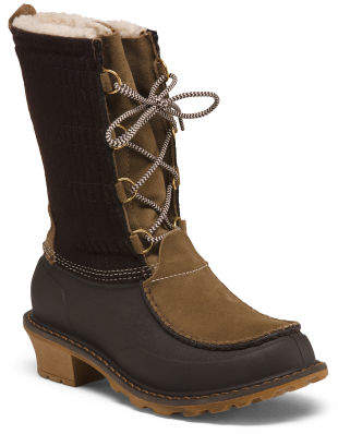 Insulated Waterproof Cold Weather Boots