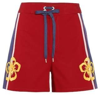 RED Valentino Stretch-cotton shorts