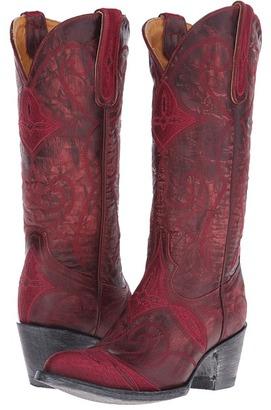 Old Gringo - Cartagena Cowboy Boots $419 thestylecure.com