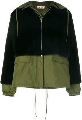 Marni layered jacket