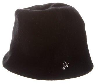 Sonia RykielSonia Rykiel Embellished Wool Hat
