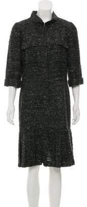 Chanel 2016 Metallic Dress