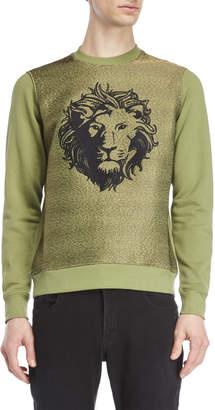 Versace Lion Sweatshirt