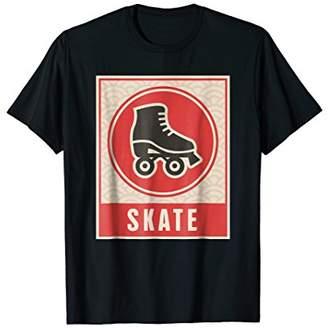 SKATE | Roller Skating T-Shirt