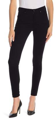 AG Jeans Farrah High-Rise Solid Skinny Jeans