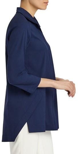 Lafayette 148 New York Women's Marla Tunic Blouse