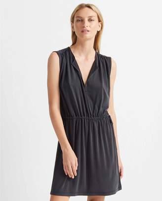 Club Monaco Tie Waist Knit Dress