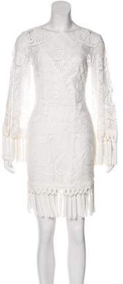 Alice McCall Rhiannon Matelassé Dress w/ Tags