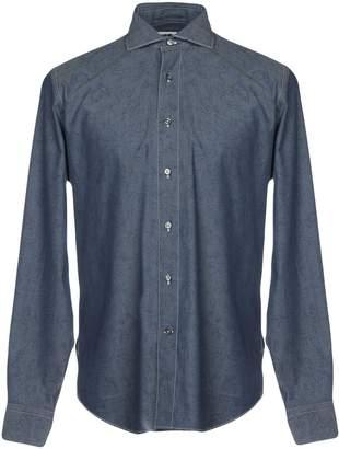 Bagutta Denim shirts