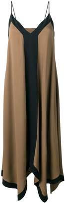 Fabiana Filippi asymmetric dress