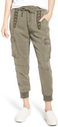 Pam & Gela Cargo Jogger Pants