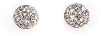 Pomellato diamond stud earrings