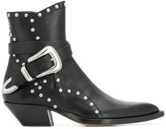 Diesel Black Gold Aegir boots