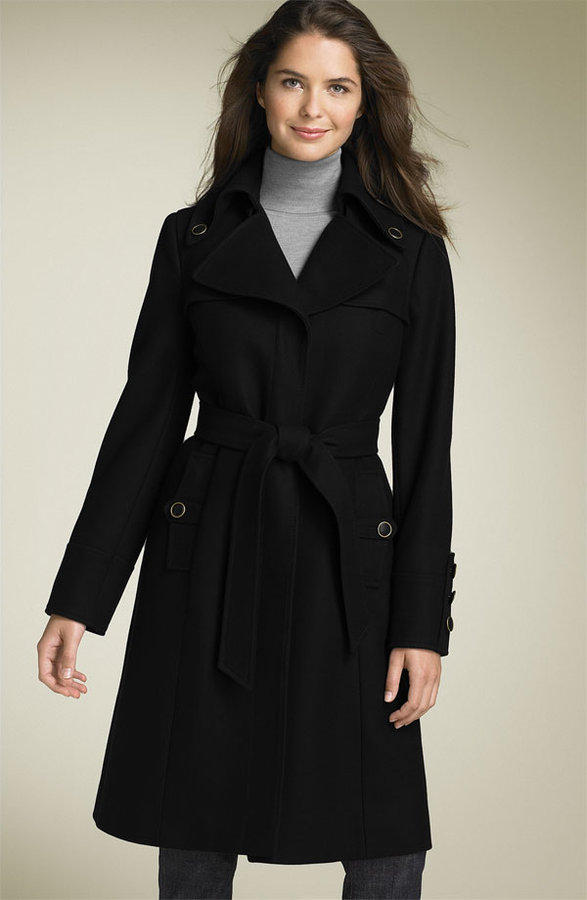 Kenneth Cole Reaction Belted Trench