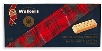 Butter Shoes HUDSON'S BAY COMPANY Pure Shortbread Fingers