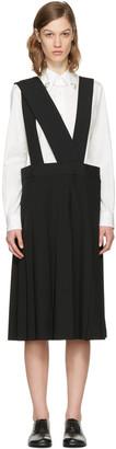 Comme des Garçons Comme des Garçons Black Apron Dress $790 thestylecure.com