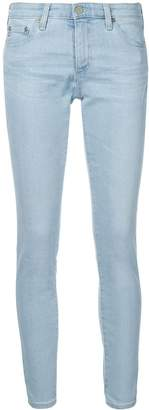 AG Jeans low-rise cropped jeans