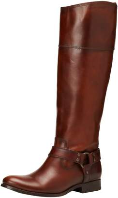 Frye Women's Melissa Harness InSide-Zip Boot