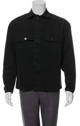 Yeezy Season 6 Denim Shirt Jacket