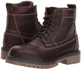Old West Kids Boots Foreman Boys Shoes