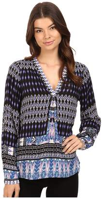 Hale Bob City Explorer Top Women's Clothing
